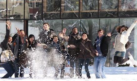 Žiemos stojimas - pradėk studijas 2018m. vasarį!