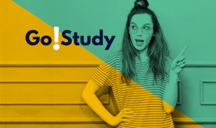 Go!Study - studijų užsienyje paroda (ONLINE)