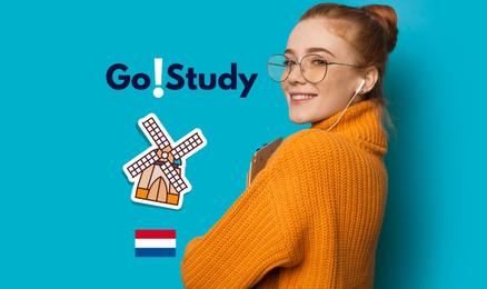 Go!Study – studijų OLANDIJOJE paroda (ONLINE)