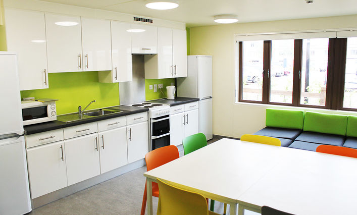 Student Accommodation at the Bath Spa University