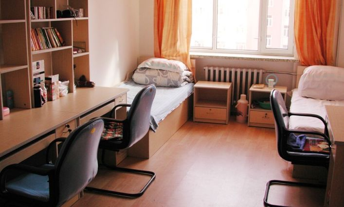 Harbin Institute of Technology Dormitory room