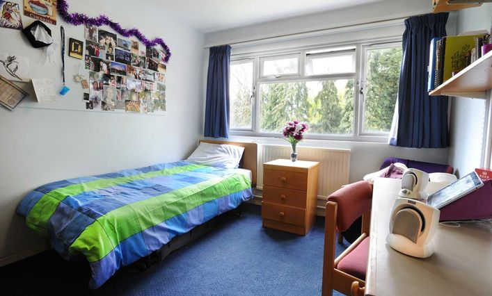 Brunel University student accomodation