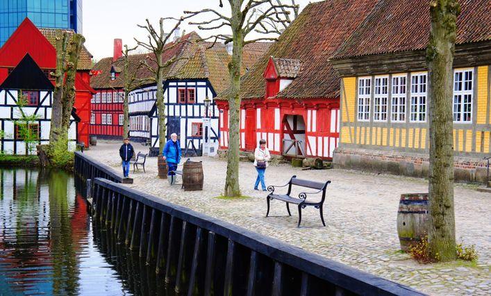 Aarhus senamiestis